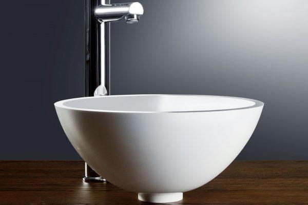 Umywalka nablatowa staron
