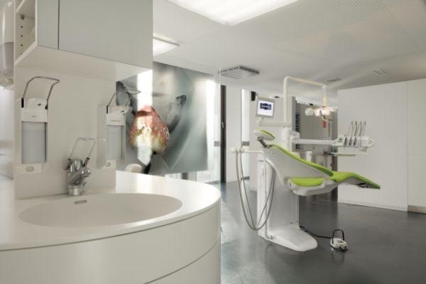 Płyty Staron® - gabinet dentystyczny