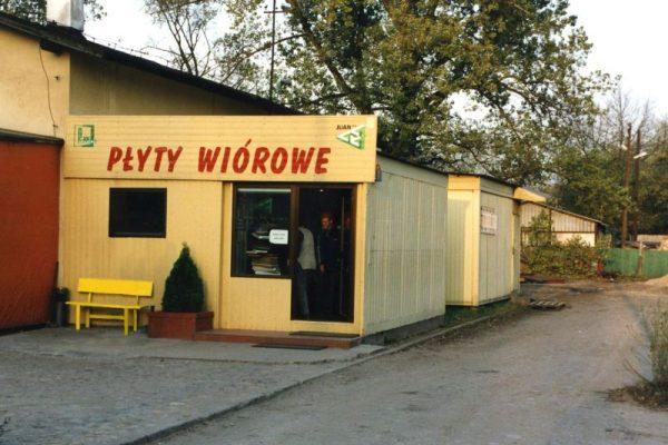 JUAN WARSZAWA - 25 lat temu